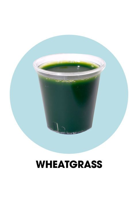 Kick your coffee addiction. An ELLE editor (and coffee lover) gives up the drink and tries 6 best natural energy boosters. How each one worked, including wheatgrass.