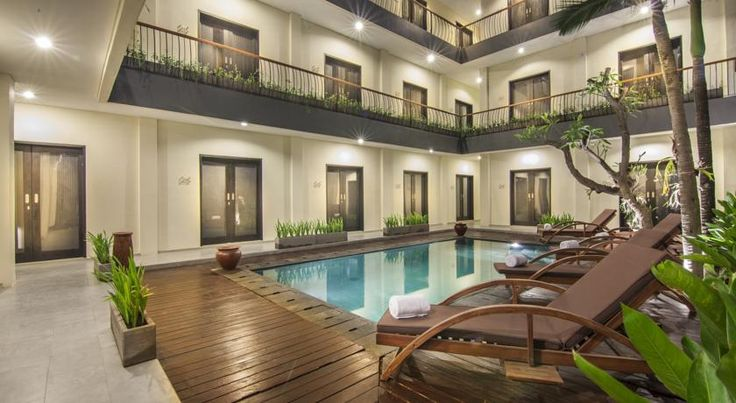 Located in a vibrant area in Legian, Zuk Hotel features modern, Balinese-style rooms with a flat-screen TV. The hotel has its own outdoor pool and is just a 5-minute walk to Legian Street. Wi-Fi access is free in common areas. Zuk Hotel is a 10-minute walk to Kuta Beach and is a 15-minute drive from …
