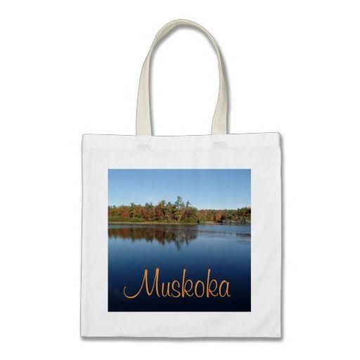 Custom Muskoka Bag