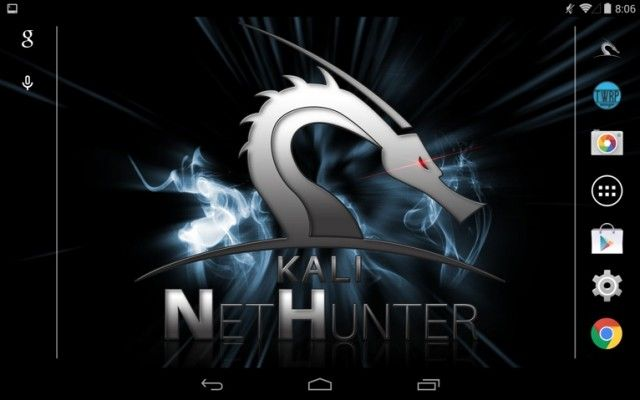 Kali NetHunter turns Android device into hacker Swiss Army knife