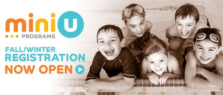 University of Manitoba - Bison Sport and Active Living - Bison's Children Programs