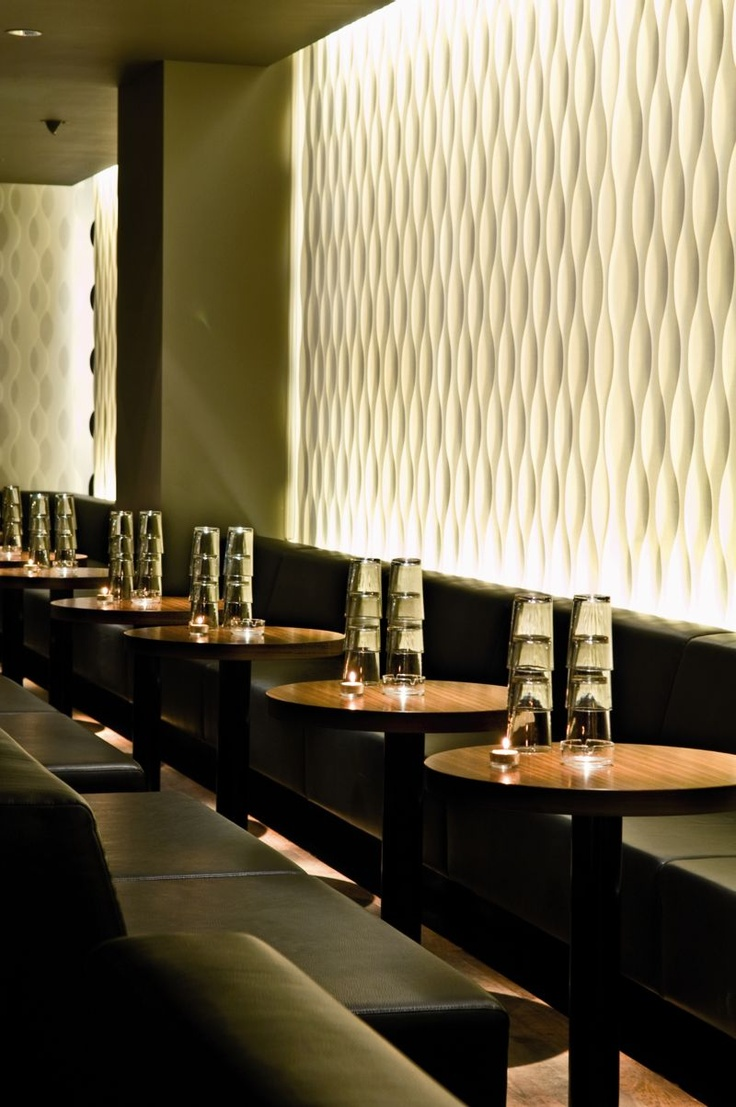 Wave Vertical Blind Systems Illuminated Marmbrandt Design