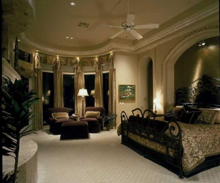 28 Dark And Romantic Cozy Bedroom Ideas