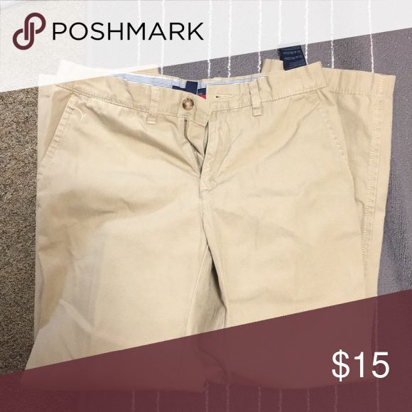 Men's khaki pants Tommy Hilfiger In excellent condition size 31x30 Tommy Hilfiger Pants Chinos & Khakis