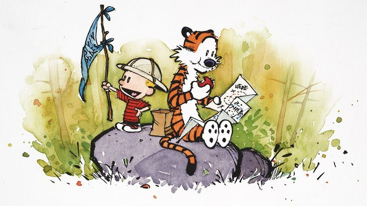 Calvin And Hobbes embodied the voice of the lonely child -- article