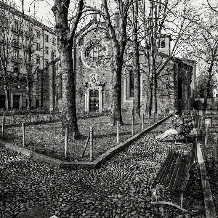 Photograph Milano - Chiesa di San Pietro in Gessate by Silvano Dossena on 500px