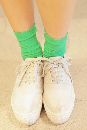 Today's Hot Pick :甜美配色短袜 http://fashionstylep.com/SFSELFAA0027125/stylenandacn/out 时尚配色,青春动感,甜美大方^^ 精选优质面料,亲肤,穿着舒适~ 醒目配色,赋予短袜时尚功能,体现潮人独特品味!