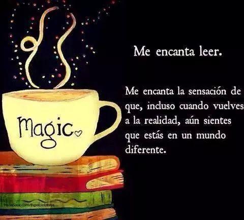 A mi también me encanta leer!!!