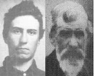 """John Wilson Vermillion (1842–1911), alias """"Texas Jack"""" and later as """"Shoot-Your-Eye-Out"""" Vermillion, was a gunfighter of the Old West known for his participation in the Earp vendetta ride and his later association with Soapy Smith.  Born:  John Wilson Vermillion in 1842  died  in 1911.  He was a gunfighter, soldier, lawman, outlaw, Methodist preacher; participated in the Earp vendetta ride.  He died peacefully in his sleep."""