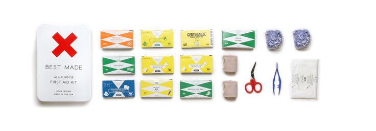 First Aid KitGift, Inspiration, Stuff, Company, Packaging Design, Kits Large, First Aid Kits, Products, Camps Supplies