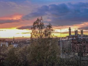 Best places to visit in Scotland Glasgow