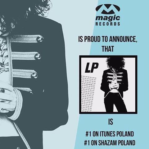 Poland!! Jestem tutaj! Dziekuje Ci za to!! So excited to sing at the @eska_music_awards #tonight !! #eskaawards2016 Dziękuję @MagicRecordsPoland