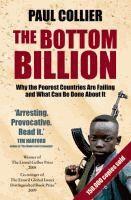 The Bottom Billion - Paul Collier