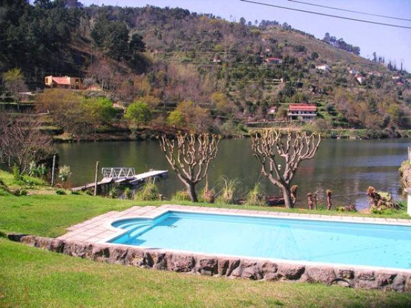 Outra vista da piscina