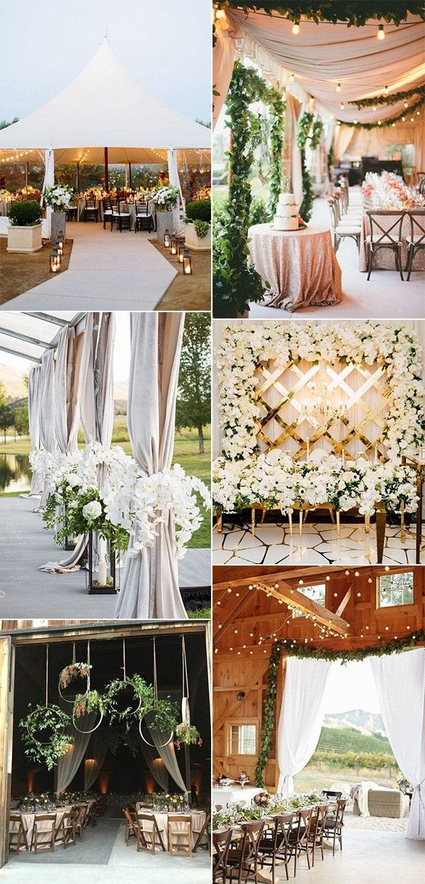 Top 20 Wedding Entrance Decoration Ideas For Your Reception Emmalovesweddings Wedding Reception Entrance Reception Entrance Wedding Entrance