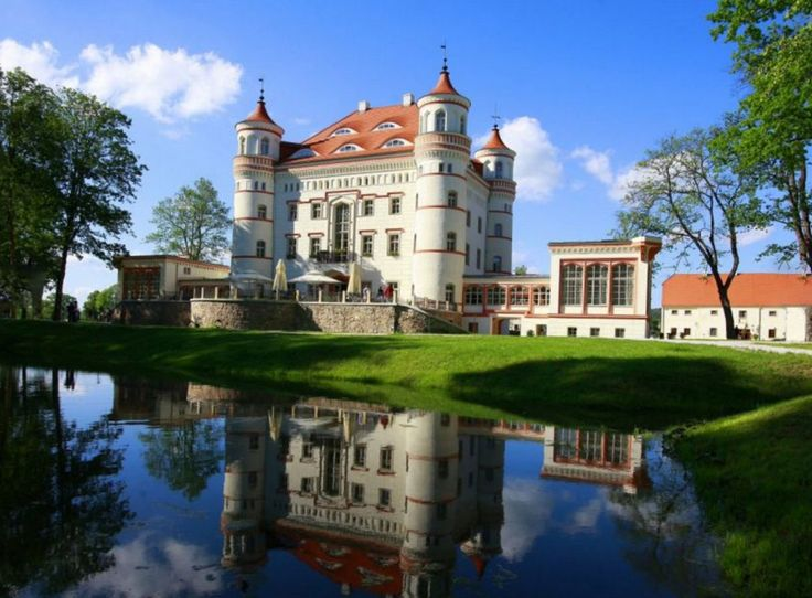 This Wedding Venue In Poland Is Near Wrocław Airport Celebrate Your Here With Up To 250 Guests