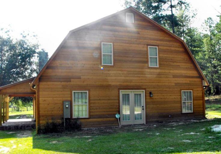 Houses with Cedar Siding | dutch lap siding - cedar siding home 1
