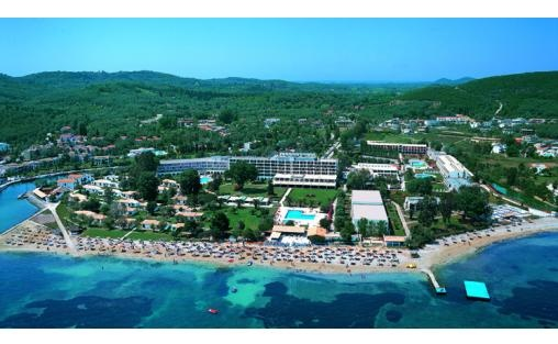 hotel MESSONGHI BEACH ***