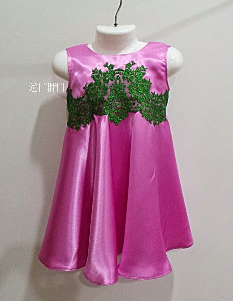 TiniHani: Dress pengiring pengantin