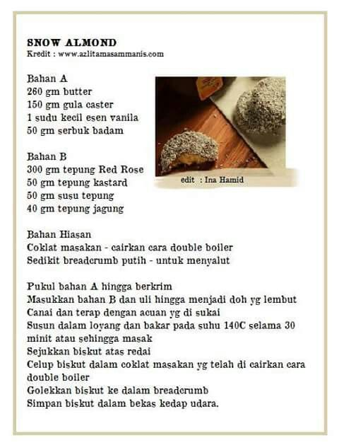 258 best images about biskut raya on Pinterest | Butter, Almonds and Pearls