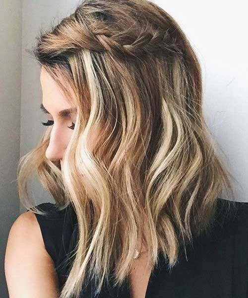medium hair style ideas 25 best ideas about mid length hairstyles on 3400 | 39425c9e6598be29ae1ae73b1d3400b7