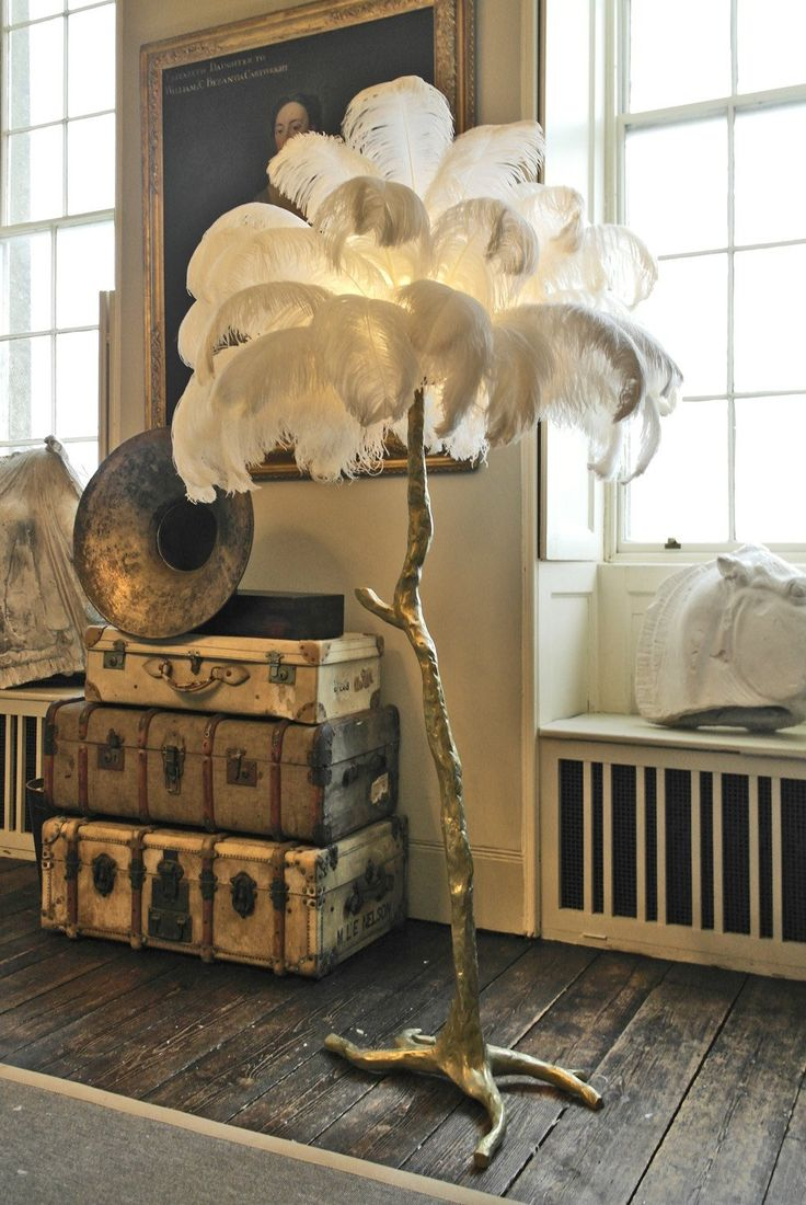 114 best Boho images on Pinterest | Feather lamp, Front rooms and ...