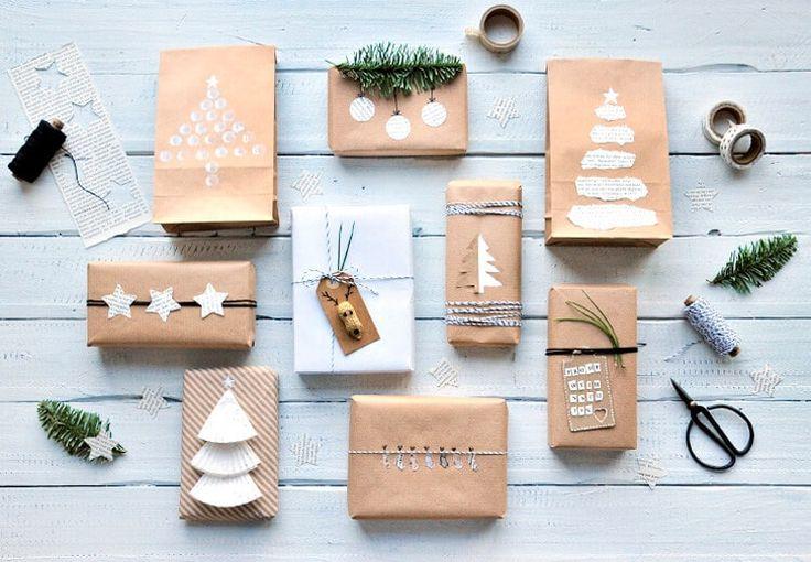 Heute möchte ich Euch zeigen, wie man mit wirklich einfachen Materialien, die wahrscheinlich fast jeder zuhause hat (ein Hoch auf Upcycling und Recycling!), schöne und wirkungsvolle Geschenkverpackungen zaubert. Denn eine schöne, liebevoll gestaltete Verpackung ist genau so wichtig wie das … weiterlesen