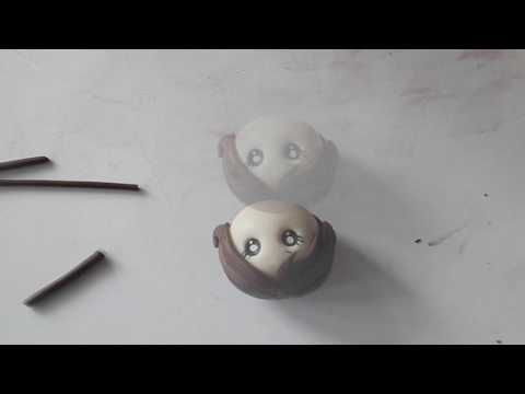 Tutorial doll in fimo