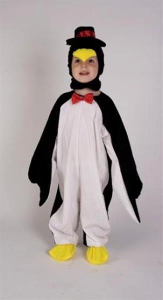 Новогодний детский костюм пингвина купить
