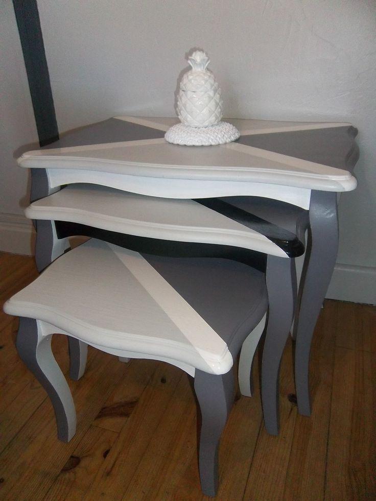 Tables gigogne design ancien 2019 boyanm mobilya for Mobilya design