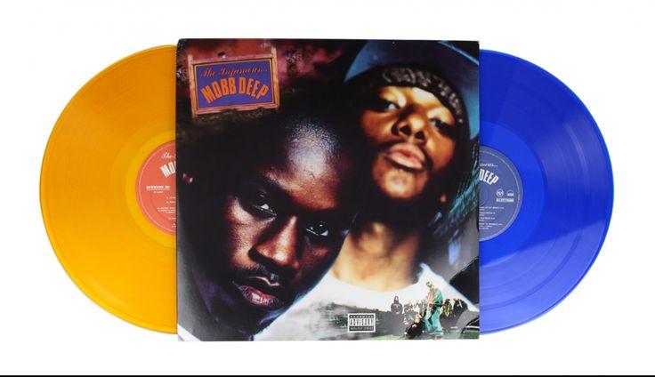 Mobb Deep : The Infamous (2 LP Color Vinyl 180g) | GetOnDown.com