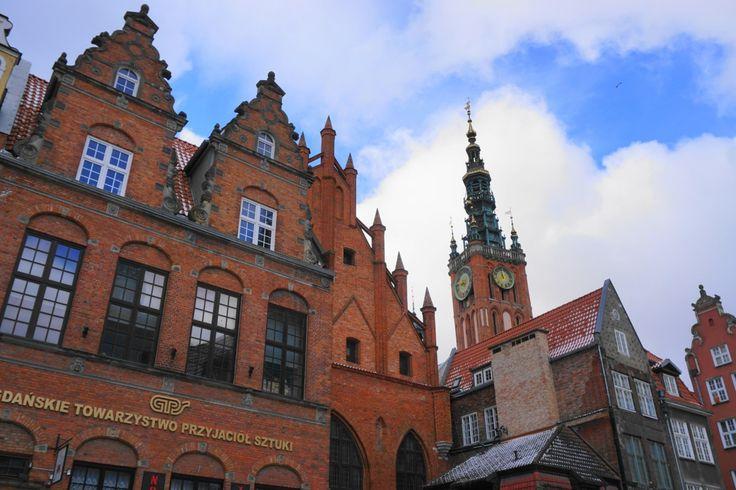 Houses of Gdańsk