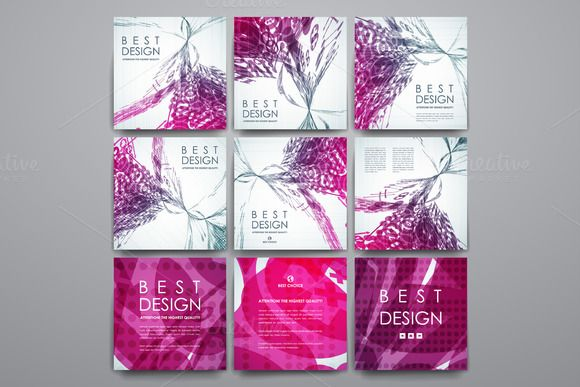 Banners templates by @Graphicsauthor