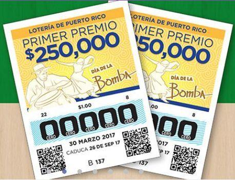 Loteria de Puerto Rico - sorteo #LoteriaTradicional del Jueves 30 Marzo 2017. Ver resultados y Lista de premios