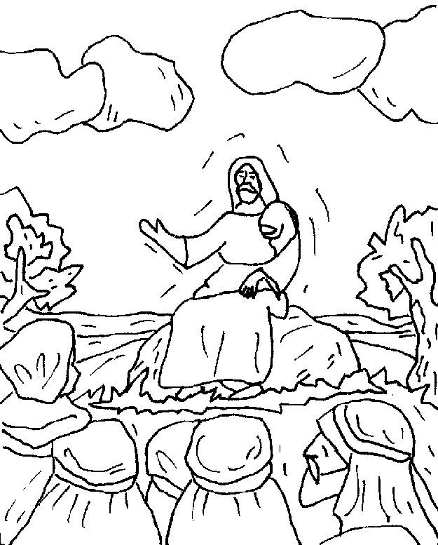 Jesus & Disciples Fishers of Men Activity Fun Pages at