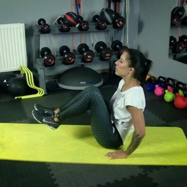 Brzuch sam się nie zrobi! :) 20 MIN TRENING: http://bit.ly/Brzuch20min  #trainingvideo #workoutvideo #video #trening #trecgirl #gymfreak #gymaddict #gymgirl #instafit #motywacja #motivation #sport #odchudzanie #strongisthenewskinny #fit #training #fitness #fitstagram #fitbody #abs #brzuch #absworkout #absexercise #abstraining #abstrening #treningabs #ćwiczenianabrzuch #trenignbrzucha #mięśniebrzucha @bembenikklaudia @trecwear @trecnutrition
