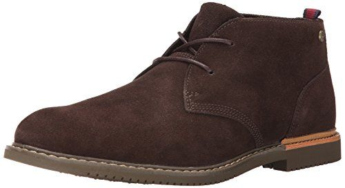 Timberland Men's EK Brook Park Chukka Snow Boot, Dark Brown Suede, 8 M US Timberland http://smile.amazon.com/dp/B00L2P05W0/ref=cm_sw_r_pi_dp_wz3cvb1R7JWBG