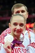 viktoria komova, russian gymnast  London 2012! Silver in all around! She's the most beautiful person on this earth