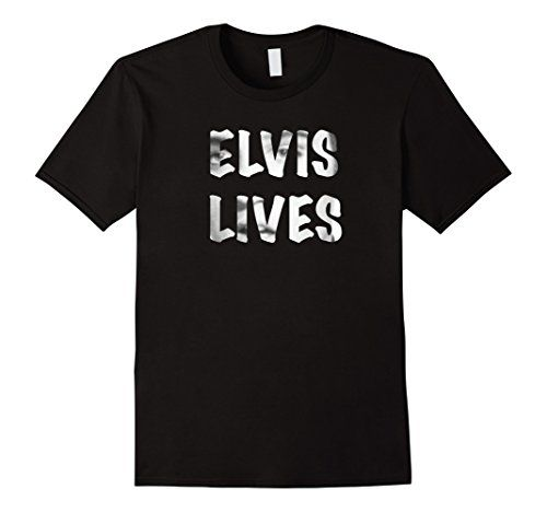 Men's Elvis Lives T-shirt XL Black Kickazz https://www.amazon.com/dp/B01L0VWE88/ref=cm_sw_r_pi_dp_x_4OjTybMJ50VGH