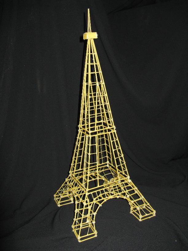 8th grade tech spaghetti tower reserch