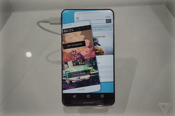 LiPhone 8 potrebbe montare questo futuristico schermo di Sharp