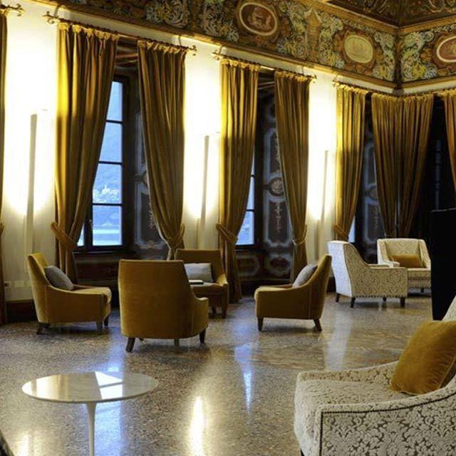 Ballroom number 2. Palazzo, Lake Como, Italy    #luxuryhouse#luxurylife#luxuryliving#luxurytravel#luxurystyle#luxurydesign#luxuryhome#luxuryproperty#luxuryvilla#thegoodlife#luxury#traveler#travel#privatevilla#chateaux#castles#Rich#boss#lake#Como#lakeComo#Italy#palazzo