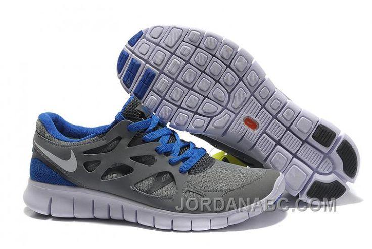 http://www.jordanabc.com/cheap-nike-free-run-2-dark-grey-blue-for-sale.html CHEAP NIKE FREE RUN 2 DARK GREY BLUE FOR SALE Only $75.00 , Free Shipping!