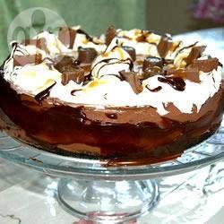 Mijn favoriete cheesecake met chocoladestukjes @ allrecipes.nl