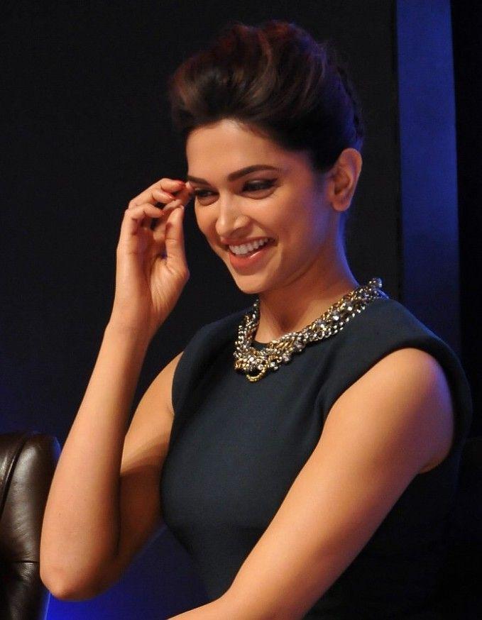 """deepikapadukonee: """"Deepika most cutest smile """""""