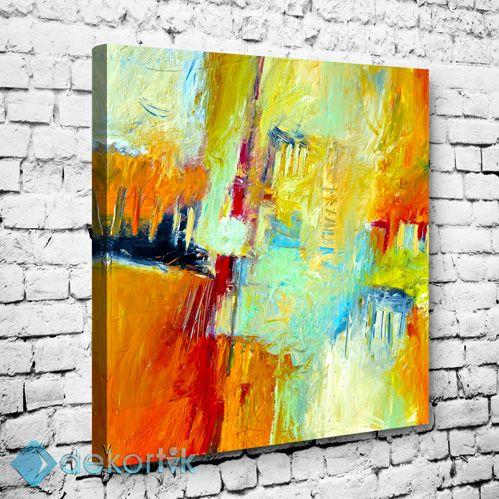 Abstract Painting Tablo #soyut_kanvas_tablo