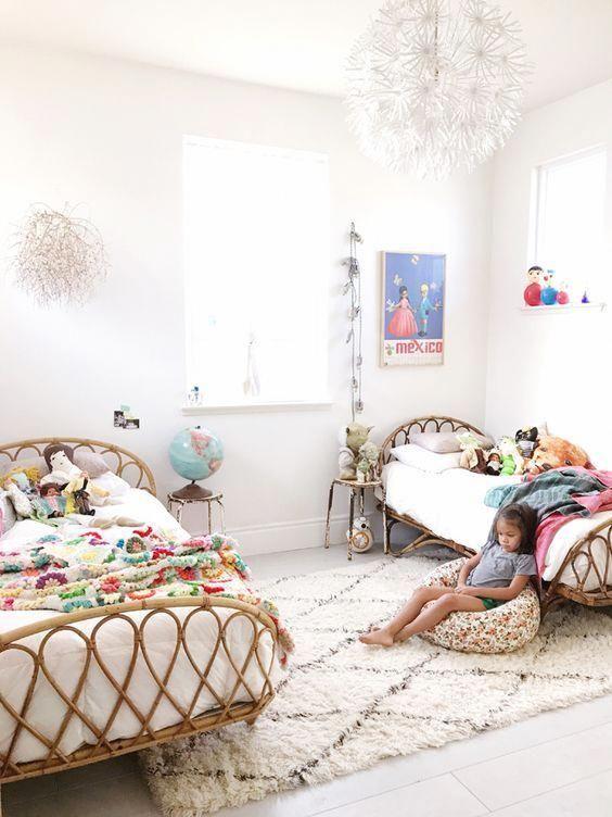 mommo design shared rooms beautifulbedlinenideas beautiful rh pinterest com