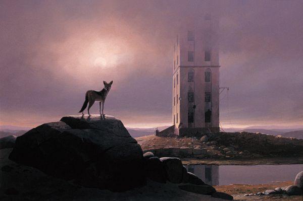 Tower of Silence -  Keith Alexander