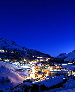 Cervinia - Italy. Not Asia obviously but going at New Year so too excited to care!