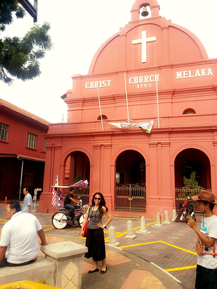 Christ Church, Malacca - Malaysia